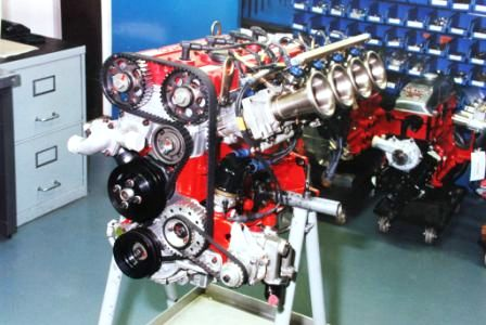 Cosworth Normally Aspirated 'YB', John Wilcox Competition