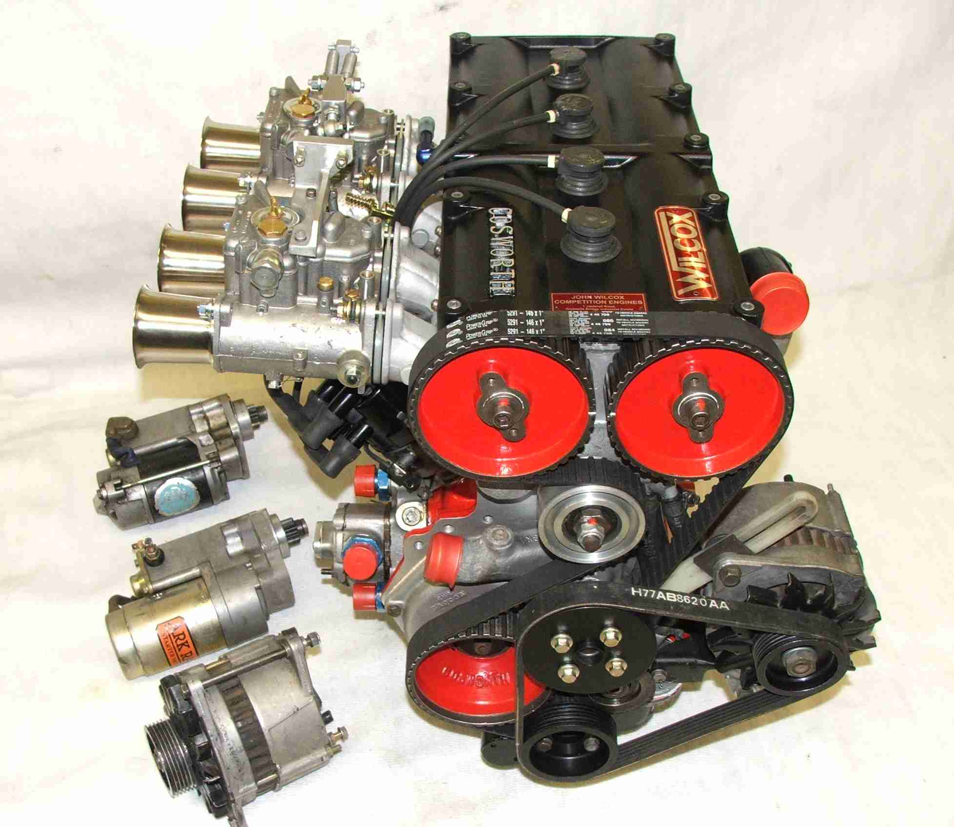 Lotus Twincam Lotus Original Twink Engines Engine