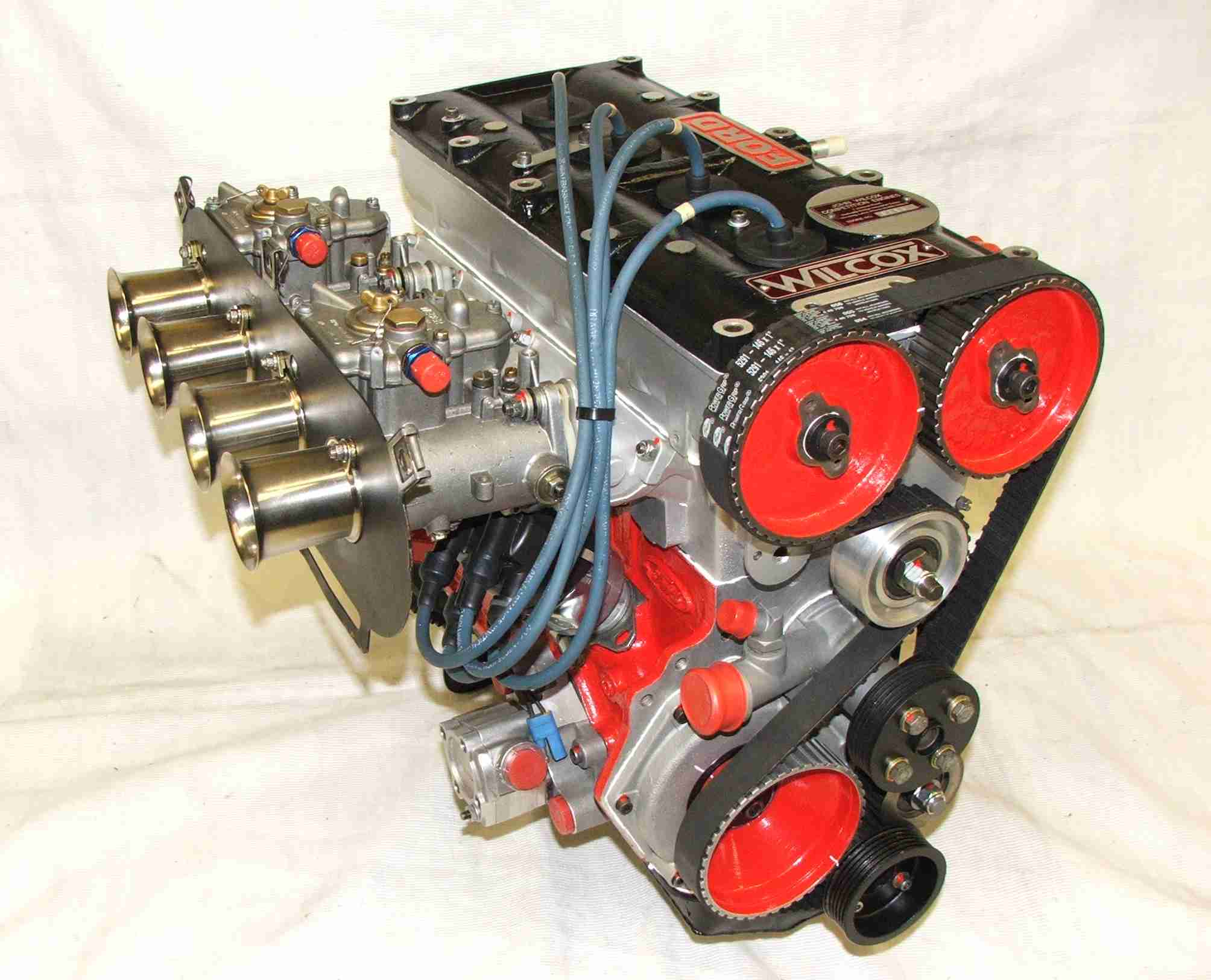 Fourtitude com - Most Beautiful Engines