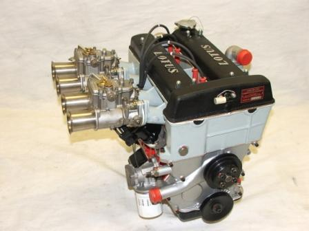 Lotus Twincam, John Wilcox Competition Engines