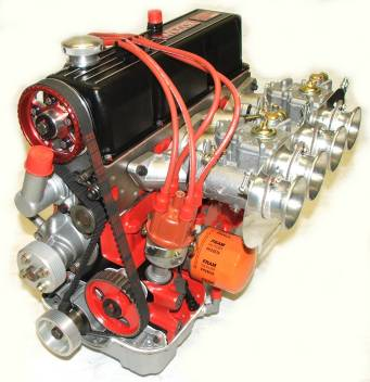 Ford Rs2000 Pinto John Wilcox Competition Engines