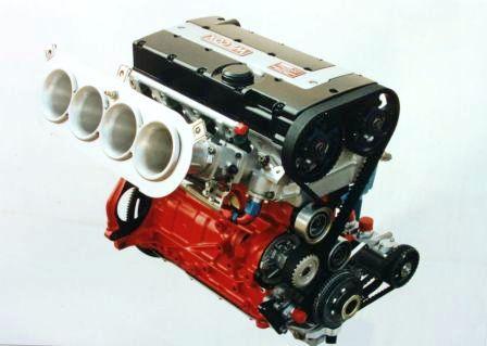 Vauxhall 16 valve, XE, John Wilcox Engines